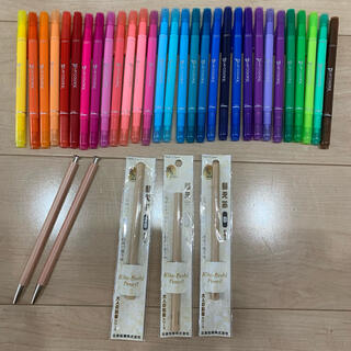 トンボエンピツ(トンボ鉛筆)のplay colork 30本(ペン/マーカー)