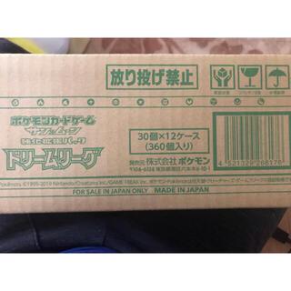 新品未開封 ポケモンカードゲーム ドリームリーグ 12BOX(1カートン)(Box/デッキ/パック)