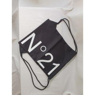 ヌメロヴェントゥーノ(N°21)の【新品・未使用】N°21 KIDS ロゴ バックパック N214E1N0076(リュック/バックパック)