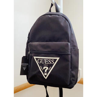 GUESS - GUESS 黒 未使用品