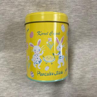 カレルチャペック パンケーキティー紅茶缶(茶)