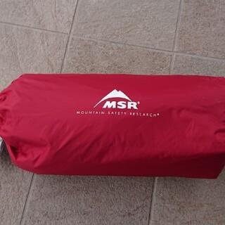 エムエスアール(MSR)のMSR Elixir2 フットプリント付き(テント/タープ)