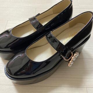 エブリン(evelyn)の【新品】evelyn 靴(ローファー/革靴)