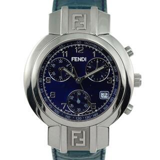 フェンディ(FENDI)のフェンディ クロノグラフ クォーツ 時計 /RF4(腕時計(アナログ))