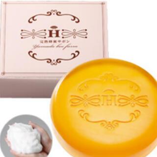 山田養蜂場 - 山田養蜂場 ハニーラボ 完熟蜂蜜サボン 石鹸