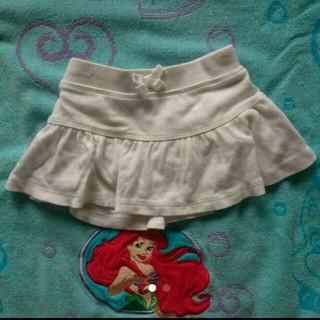 オールドネイビー(Old Navy)のオールドネイビー オーバーパンツ付きスカート(スカート)