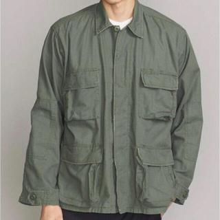 ロスコ(ROTHCO)のROTHCO BDU シャツジャケット(ミリタリージャケット)