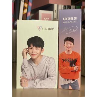 セブンティーン(SEVENTEEN)の新品 ウジ ジフン ザセム 香水 ミストスプレー theSAEM(K-POP/アジア)