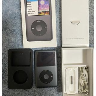 アイポッド(iPod)のiPod classic 160GB Black 第7世代 MC297J/A (ポータブルプレーヤー)