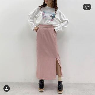 ワンアフターアナザーナイスクラップ(one after another NICE CLAUP)の極みスカート (ロングスカート)