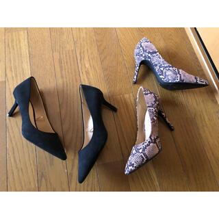 エイチアンドエム(H&M)のH&M ヒール 靴(ハイヒール/パンプス)