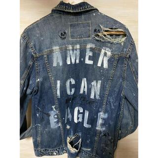 アメリカンイーグル(American Eagle)のデニムジャケット アメリカンイーグル Gジャン(Gジャン/デニムジャケット)