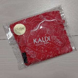 カルディ(KALDI)のKALDI*エコバック(エコバッグ)