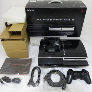 PS3 本体 初期型(ソプラノウクレレ)