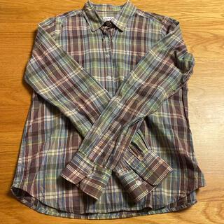スティーブンアラン(steven alan)のスティーブンアラン チェックシャツ(シャツ/ブラウス(長袖/七分))