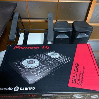 パイオニア(Pioneer)の【ddj-sb2】DJスターターセット(DJコントローラー)