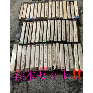 maxell - カセットテープ 48本セット✨録音済み ノーマル・ハイポジ・メタル セット価格