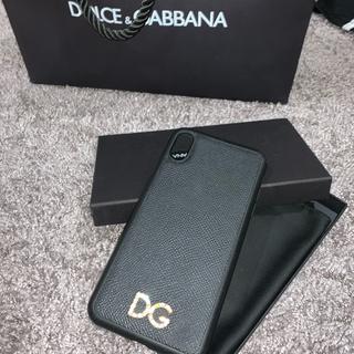 ドルチェアンドガッバーナ(DOLCE&GABBANA)のドルチェ&ガッバーナ iPhone xsmax(iPhoneケース)