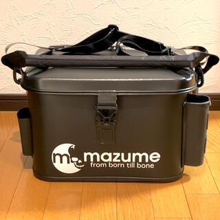 マズメ MZBK-430 mazume オカッパリバッカン ブラック(その他)