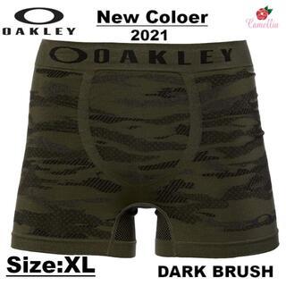 オークリー(Oakley)の新品 OAKLEY オークリー ボクサーパンツ XLサイズ BR(ボクサーパンツ)
