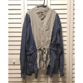 スピンズ(SPINNS)のSPINNS ウエストゴム入りシャツ(ポロシャツ)