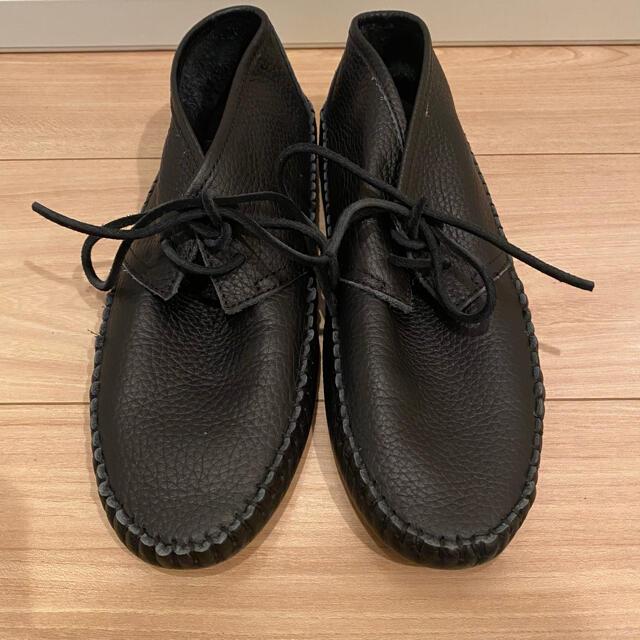Yohji Yamamoto(ヨウジヤマモト)のYouji Yamamoto ヨウジヤマモト 革靴 レディースの靴/シューズ(ローファー/革靴)の商品写真