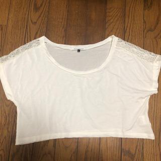 マーキュリーデュオ(MERCURYDUO)のMERCURYDUO Tシャツ カットソー トップス(Tシャツ(半袖/袖なし))