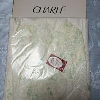 シャルレ(シャルレ)のシャルレ スリップ 85ー85オフホワイト(キャミソール)