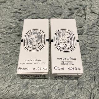 diptyque - diptyque 香水 サンプル