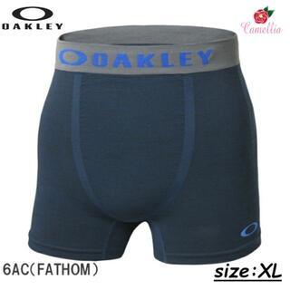 オークリー(Oakley)の新品 OAKLEY オークリー ボクサーパンツ XLサイズ FA(ボクサーパンツ)