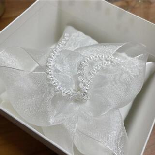 ダイヤモンドシライシ リングピロー(リングピロー)