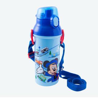ミッキーマウス(ミッキーマウス)の新品 ディズニーリゾート限定  ミッキー リゾートライン柄   水筒(弁当用品)