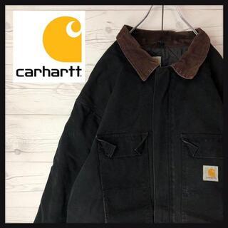 カーハート(carhartt)のcarhartt カーハート アクティブジャケット ダックジャケット 人気 レア(カバーオール)
