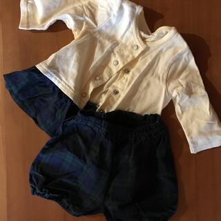 シップスキッズ(SHIPS KIDS)のSHIPS KIDS 70cm(Tシャツ/カットソー)