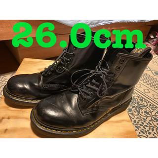 ドクターマーチン(Dr.Martens)の26.0cm ドクターマーチン 8ホール ブーツ(ブーツ)