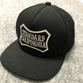 スタンダードカリフォルニア(STANDARD CALIFORNIA)のスタンダードカリフォルニア スタカリ キャップ(キャップ)