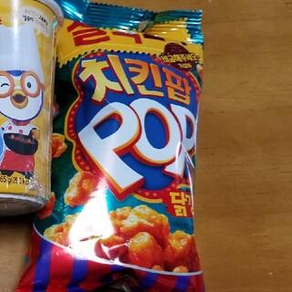 韓国 食品 菓子 チキンポップ 1袋(菓子/デザート)