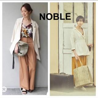 ノーブル(Noble)のNOBLE C/Li スラブテーラージャケット(テーラードジャケット)