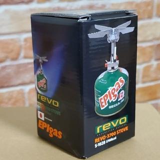 イーピーアイ(EPI)のEPI REVO-3700ストーブ S-1028 キャンピングガス(ストーブ/コンロ)