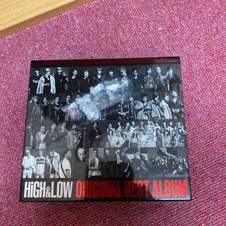 HIGH & LOW アルバム(映画音楽)