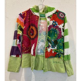 デシグアル(DESIGUAL)のdesigual デシグアル キッズ 女の子 パーカー(ジャケット/上着)