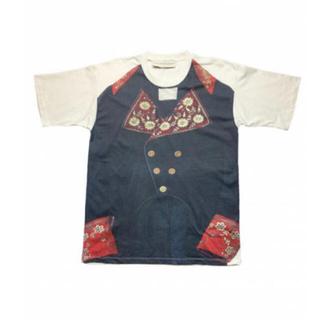 ドリスヴァンノッテン(DRIES VAN NOTEN)のstefan cooke tシャツ 20ss(Tシャツ/カットソー(半袖/袖なし))