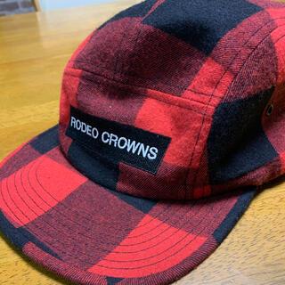 ロデオクラウンズ(RODEO CROWNS)のロデオクラウンズ★キャップ(キャップ)