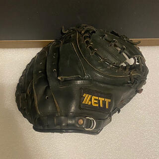 ZETT - ZETT ゼット 軟式用 キャッチャーミット