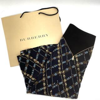 バーバリー(BURBERRY)の【送料無料❗️正規品】⭐︎新品 バーバリー Burberry スカート 花柄 服(ロングスカート)