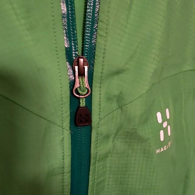 Haglofs(ホグロフス)のホグロフス ゴアテックス ウィンドストッパージャケットXS スポーツ/アウトドアのアウトドア(登山用品)の商品写真