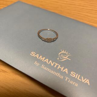 サマンサシルヴァ(Samantha Silva)のサマンサシルヴァ ピンキーリング(リング(指輪))