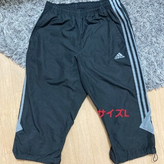 adidas - アディダス 7分丈パンツ