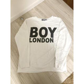 ボーイロンドン(Boy London)のBOY LONDON(ボーイロンドン) ロゴスウェット(スウェット)