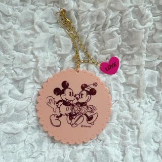 ディズニー(Disney)のミッキー ミニー キーホルダー(キーホルダー)